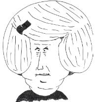 Angela MerkelieKrymp