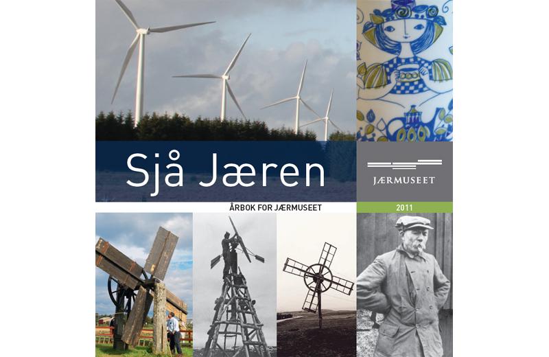 "Framsida på ""Sjå Jæren 2011"""