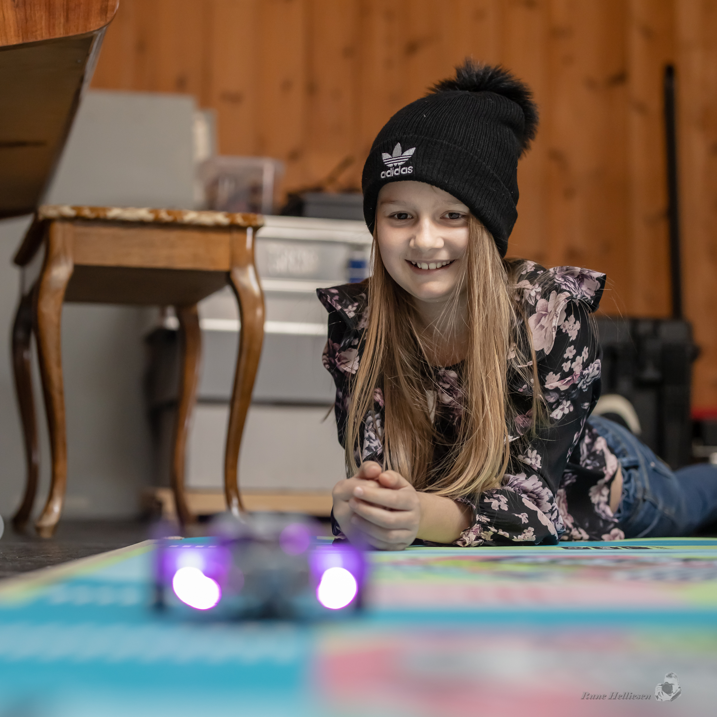 Sper:bit er ei nasjonal satsing og skal nå dei aller fleste 6. klassingane i landet. Foto: Rune Helliesen