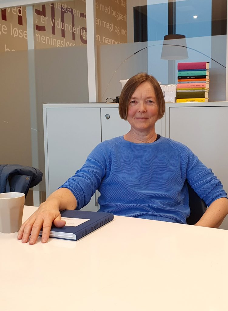 Anne Jorunn Frøyen.