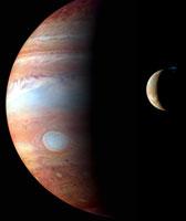 Stjernevisninger og visuelle romferder. Foto: NASA