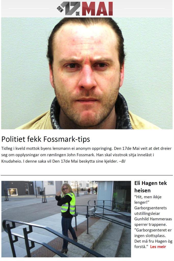 Fossmark-tips